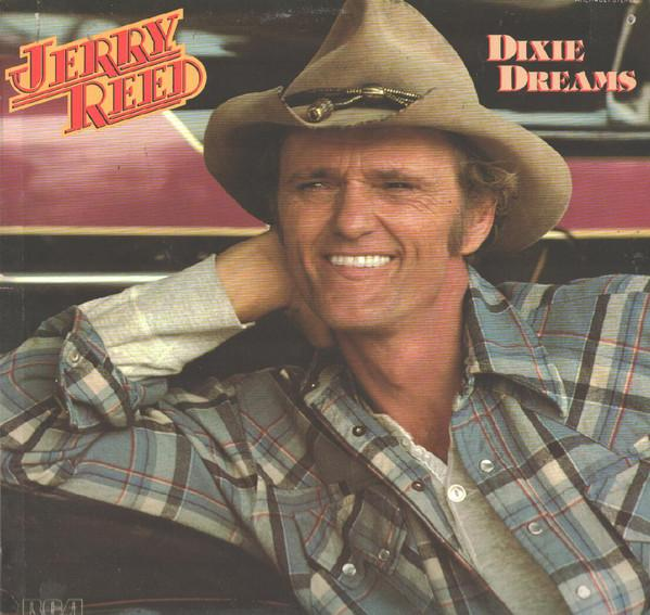Jerry Reed - Dixie Dreams (LP, Used)Used Records