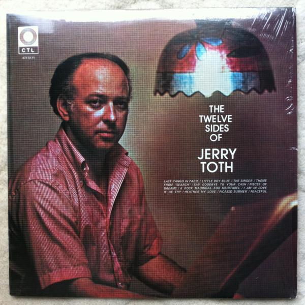 Jerry Toth - The Twelve Sides Of Jerry Toth (LP, Used)Used Records