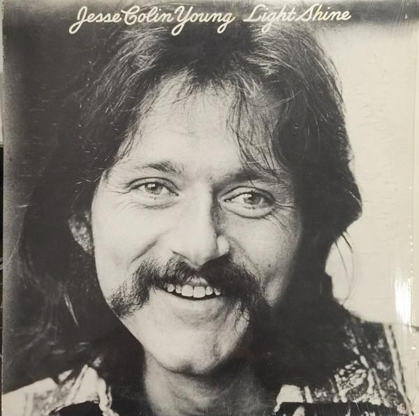 Jesse Colin Young - Light Shine (LP, Album, Used)Used Records