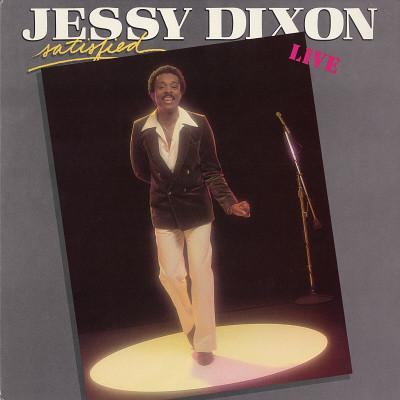 Jessy Dixon - Satisfied (LP, Album, Used)Used Records