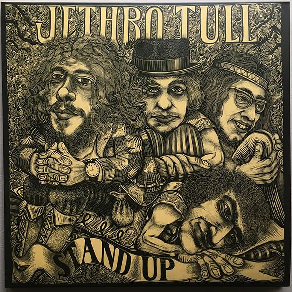 Jethro Tull - Stand Up (Reissue, Remastered)Vinyl