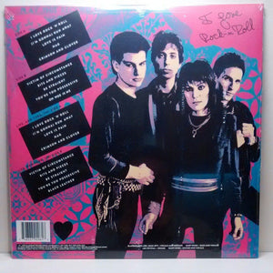 Jett, Joan & the Blackhearts - I Love Rock 'N' Roll 33 1/3 Anniversary Edition (2 LP, Remaster)Vinyl