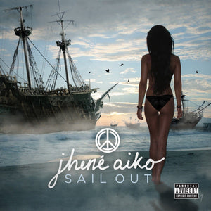 Jhené Aiko - Sail Out (EP, Limited Edition, Picture Disc)Vinyl
