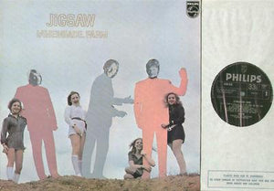 Jigsaw - Letherslade Farm (LP, Album, Used)Used Records