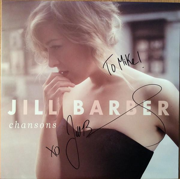 Jill Barber - ChansonsVinyl