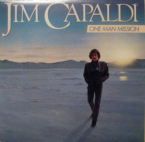 Jim Capaldi - One Man Mission (LP, Album, Used)Used Records