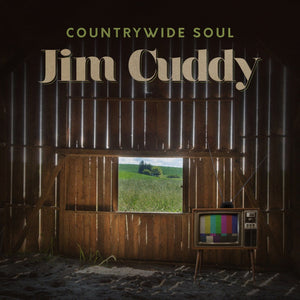 Jim Cuddy - Countrywide Soul (2LP, Single Sided)Vinyl