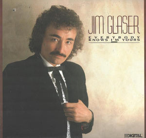Jim Glaser - Everybody Knows I'm Yours (LP, Album, Used)Used Records