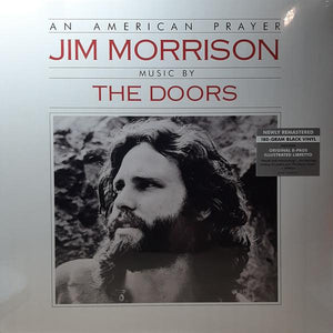 Jim Morrison, The Doors - An American Prayer - Music By The Doors (Reissue, Remastered)Vinyl