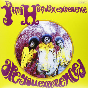 Jimi Hendrix Experience, The - Are You Experienced (180 gram, Remastered, Stereo)Vinyl