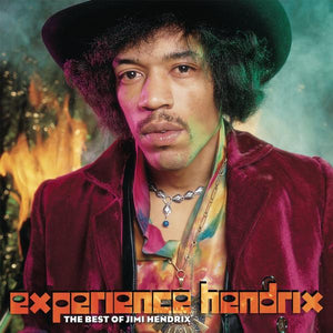 Jimi Hendrix - The Best Of Jimi Hendrix (2LP, Repress)Vinyl