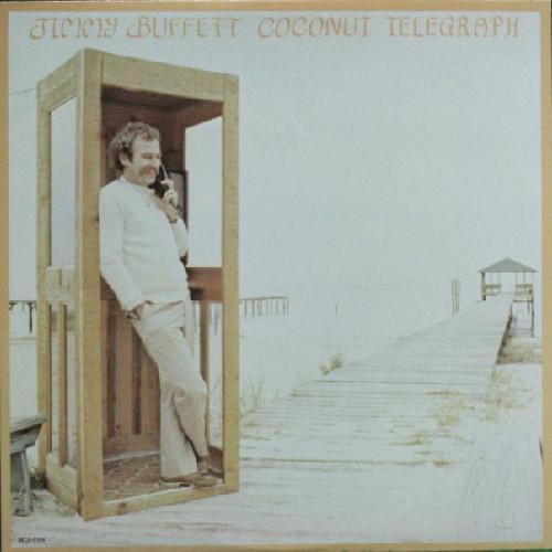 Jimmy Buffett - Coconut Telegraph (LP, Album, Used)Used Records