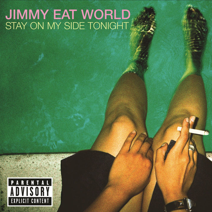 Jimmy Eat World - Stay On My Side Tonight (Reissue)Vinyl