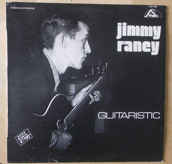 Jimmy Raney - Guitaristic (LP, Album, RE, Used)Used Records