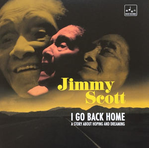 Jimmy Scott - I Go Back Home - A Story About Hoping And Dreaming (2LP, Limited Edition, Numbered)Vinyl