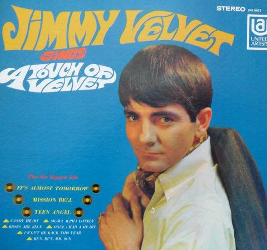 Jimmy Velvet - A Touch Of Velvet (LP, Used)Used Records