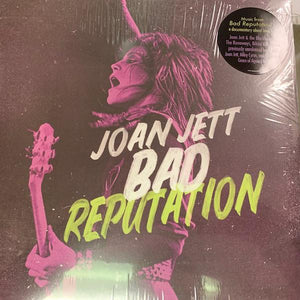 Joan Jett - Bad Reputation (Original Motion Picture Soundtrack)Vinyl