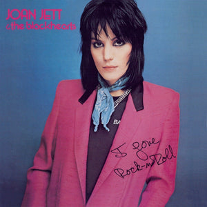 Joan Jett & The Blackhearts - I Love Rock N' Roll (Reissue)Vinyl