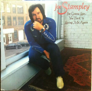 Joe Stampley - I'm Gonna Love You Back To Loving Me Again (LP, Album, Used)Used Records