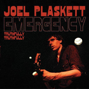 Joel Plaskett Emergency, The - Truthfully Truthfully (2LP)Vinyl