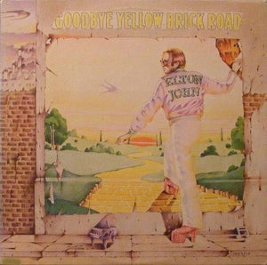 John, Elton - Goodbye Yellow Brick Road (2LP, 180 gram)Vinyl