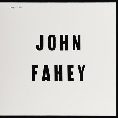 John Fahey - Blind Joe Death (Limited Edition, Reissue)Vinyl
