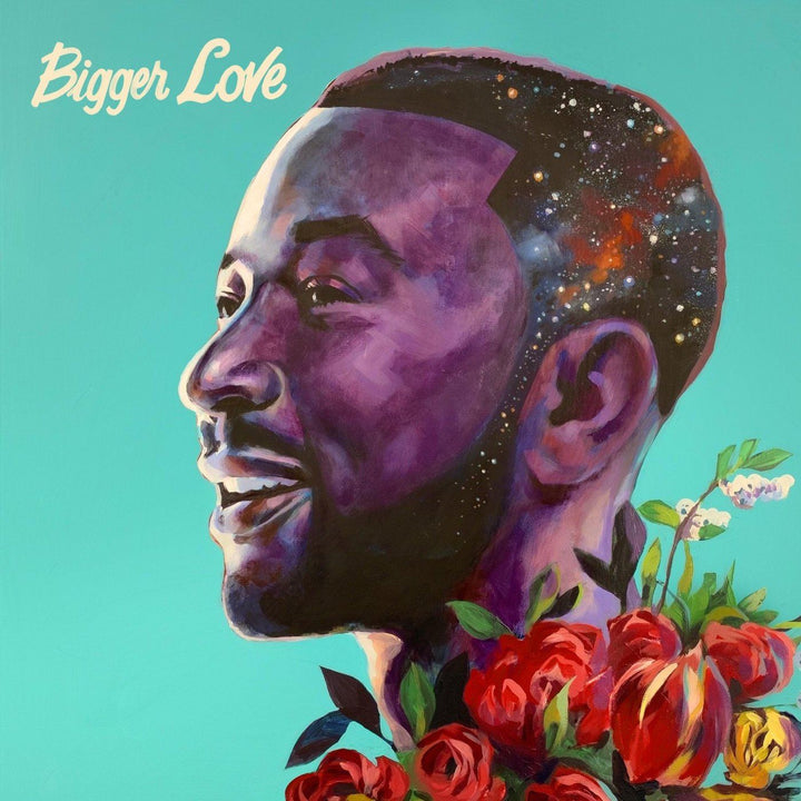 John Legend - Bigger Love (2LP)Vinyl