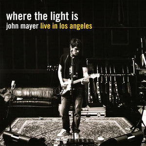 John Mayer - Where The Light Is: John Mayer Live In Los Angeles (4LP, Live, Reissue, Remastered, Box Set)Vinyl