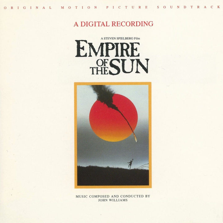 John Williams - Empire Of The Sun (Original Motion Picture Soundtrack) (2LP)Vinyl