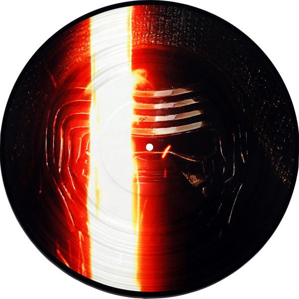 John Williams - Star Wars: The Force Awakens (Original Motion Picture Soundtrack) (2LP, Picture Disc)Vinyl