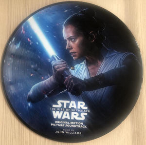 John Williams - Star Wars: The Rise Of Skywalker (Original Motion Picture Soundtrack) (2LP, Picture Disc)Vinyl