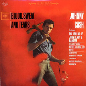 Johnny Cash - Blood, Sweat And Tears (Reissue)Vinyl