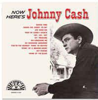 Johnny Cash - Now Here's Johnny Cash (Limited Edition)Vinyl