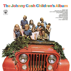 Johnny Cash - The Johnny Cash Children's Album (Reissue, Special Edition)Vinyl