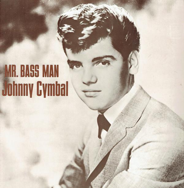 Johnny Cymbal - Mr. Bass Man (LP, Comp, Used)Used Records