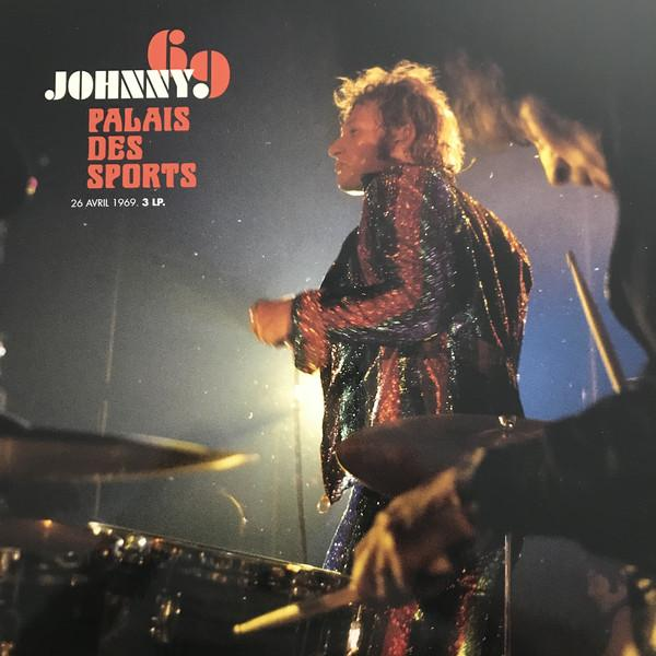 Johnny Hallyday - Palais Des Sports 69 (Single Sided, Picture Disc, Limited Edition, Numbered)Vinyl