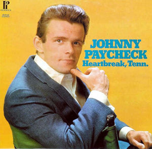 Johnny Paycheck - Heartbreak, Tenn. (LP, Used)Used Records