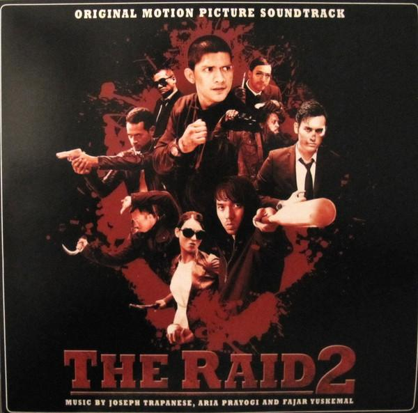 Joseph Trapanese, Aria Prayogi And Fajar Yuskemal - The Raid 2 (Original Motion Picture Soundtrack) (2LP)Vinyl