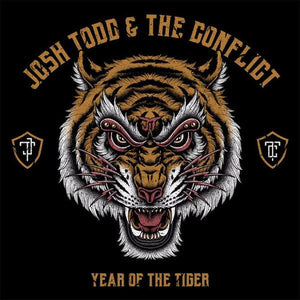 Josh Todd & The Conflict - Year Of The TigerVinyl