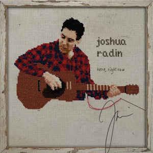 Joshua Radin - Here, Right NowVinyl