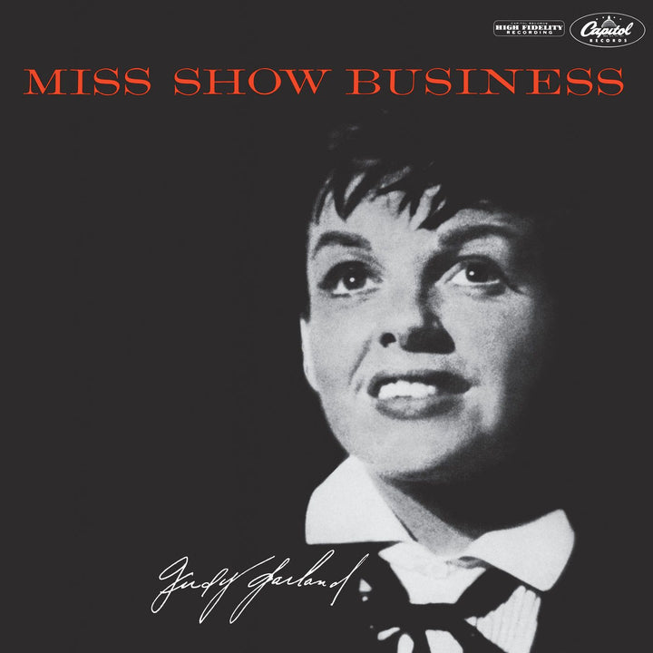 Judy Garland - Miss Show BusinessVinyl