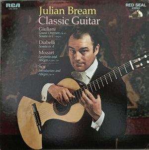 Julian Bream - Classic Guitar (LP, Used)Used Records