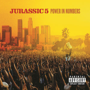 Jurassic 5 - Power In Numbers (2LP, Reissue)Vinyl