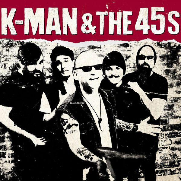 K-Man and the 45s - K-Man & The 45sVinyl