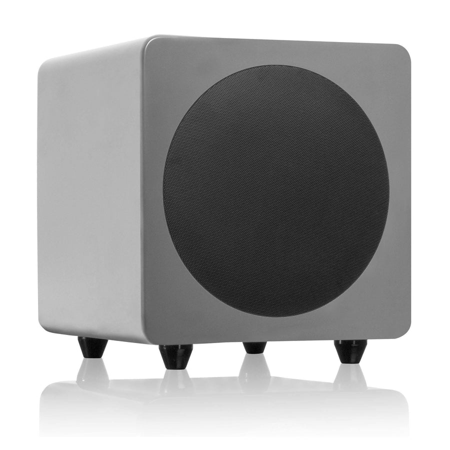 Kanto SUB8 8-inch Powered SubwooferSpeakersMatte Gray