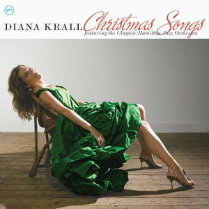 Karl, Diana Featuring The Clayton/Hamilton Jazz Orchestra - Christmas Songs (Reissue)Vinyl