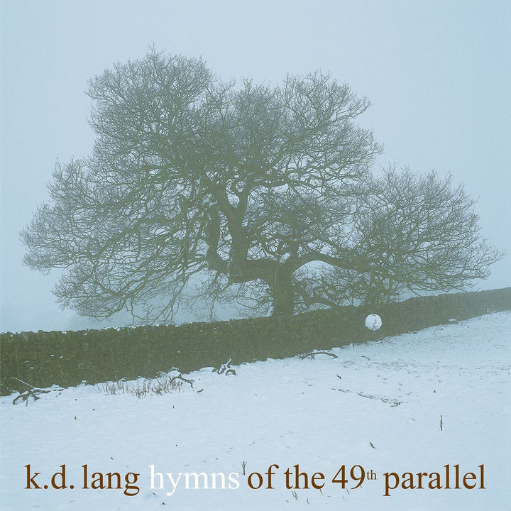 k.d. lang - Hymns Of The 49th ParallelVinyl