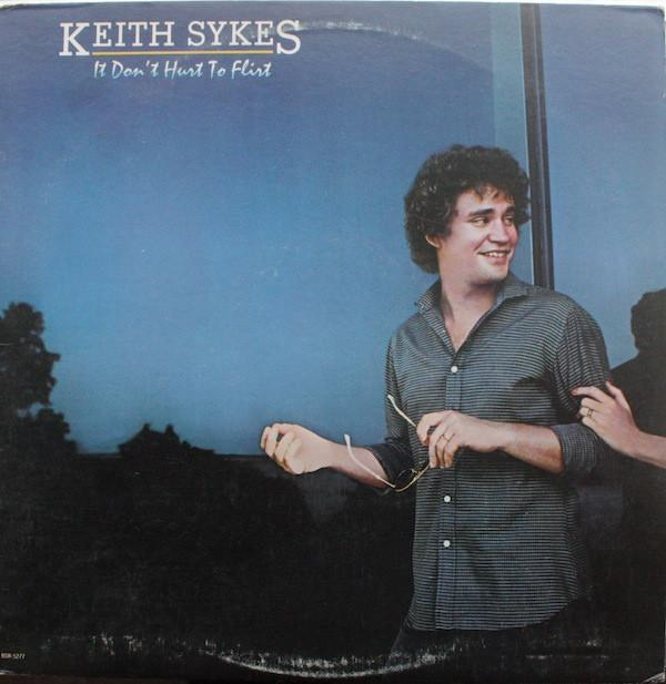 Keith Sykes - It Don't Hurt To Flirt (LP, Album, Used)Used Records