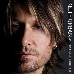 Keith Urban - Love, Pain & The Whole Crazy Thing (2LP)Vinyl