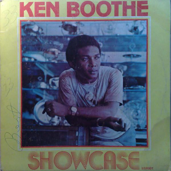 Ken Boothe - Showcase (LP, Album, Used)Used Records